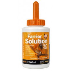 NAF ProFeet Farrier Solution 500ml