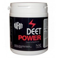 NAF Deet Power Fly Repellent Gel 750g