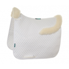 NuuMed HiWither Saddlepad with Collars Dressage (SP21 DR)