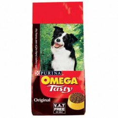 Purina OMEGA Tasty Original 15kg