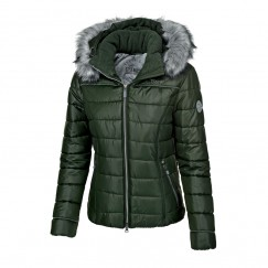 Pikeur Amal Quilted Jacket - PINE GREEN