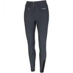 Pikeur Candela Grip Breeches Grey - LAST PAIR size 38 uk 10