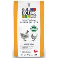 Small Holder Range Layers Pellets  20kg - Allen & Page