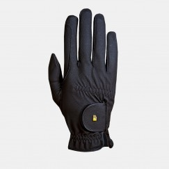 Roeckl Roeck-Grip (Chester) Riding Gloves Black
