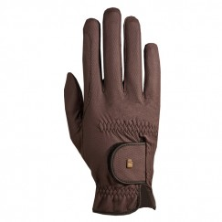 Roeckl Roeck-Grip (Chester) Riding Gloves Mocha
