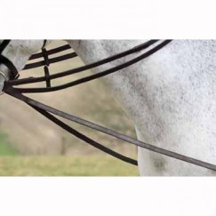 Shires  Leather Draw Reins 5020
