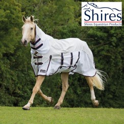 *** Shires Highlander Plus  Maxi-Flow Fly Rug 9434C