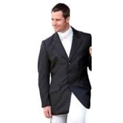 Shires Adult Cotswold Jacket Black - MENS