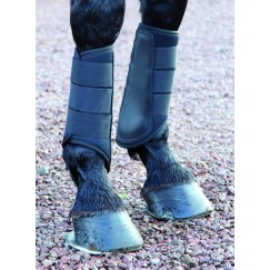 Shires Arma Neoprene Brushing Boots BLACK 170A