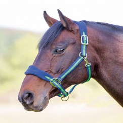 Shires Topaz Fleece Headcollar