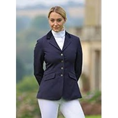 Shires Adult Aston Jacket Black
