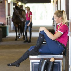 ** LAST PAIR ** Size 24 Tredstep Rosa II Breeches