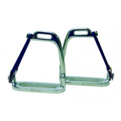 ProTack Peacock Safety Stirrups