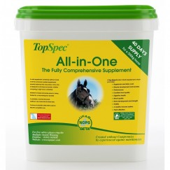 TopSpec All-in-One Fully Comprehensive Supplement