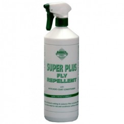 Barrier Super Plus Fly Repellent  1 Litre Spray