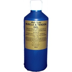 Gold Label Muscle and Tendon Gel 500ml