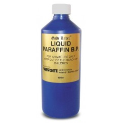 Gold Label Liquid Paraffin B.P 500ml
