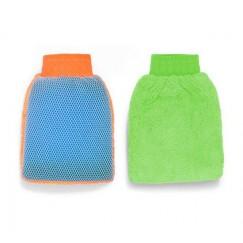 Stable Kit Microfibre Grooming Mitt