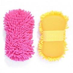Microfibre Noodle Sponge