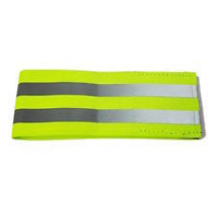 Hi Viz wrap around Arm/Leg Band Green