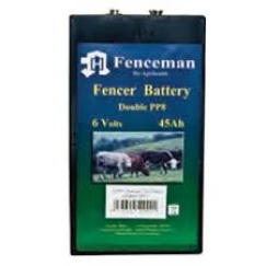 Agrihealth Fenceman PP8 6 Volt Battery