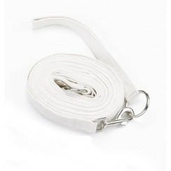 BARGAIN Small White Draw Reins